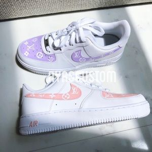 Nike Air force 1 mix n match